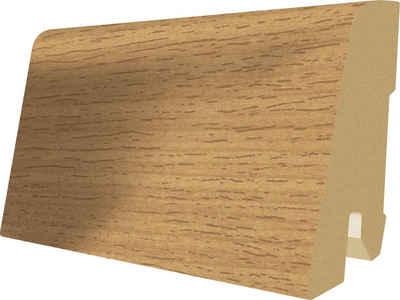 EGGER Sockelleiste »L447 - Eiche velvet«, L: 240 cm, H: 6 cm