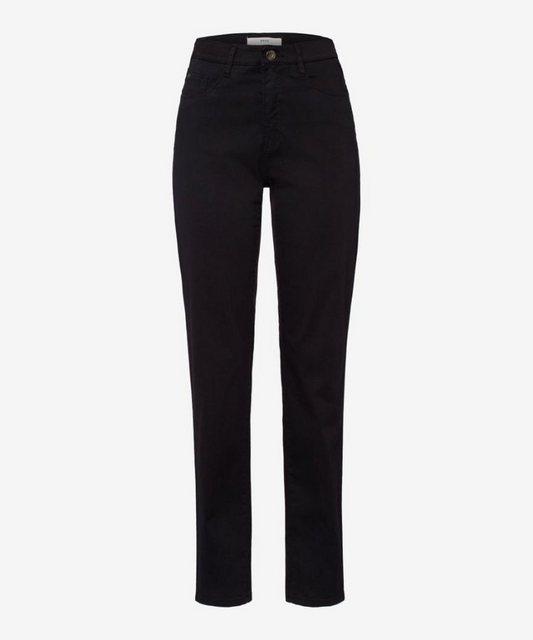 Hosen - Brax 5 Pocket Hose »Style Carola« › schwarz  - Onlineshop OTTO