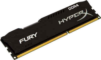 HyperX »Fury DDR4 2666MHz 8GB« PC-Arbeitsspeicher