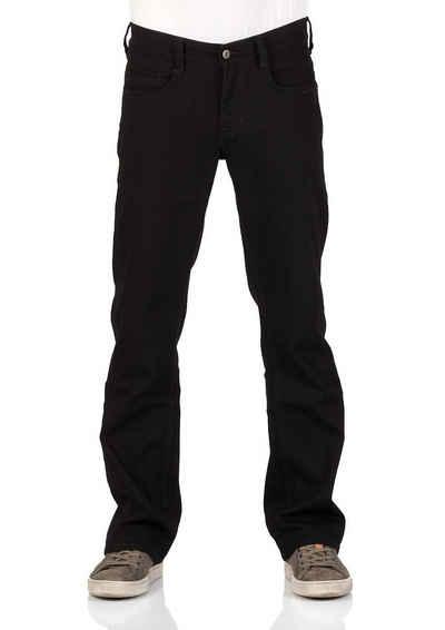 MUSTANG Bootcut-Jeans »Oregon Bootcut« Jeanshose mit Stretchanteil