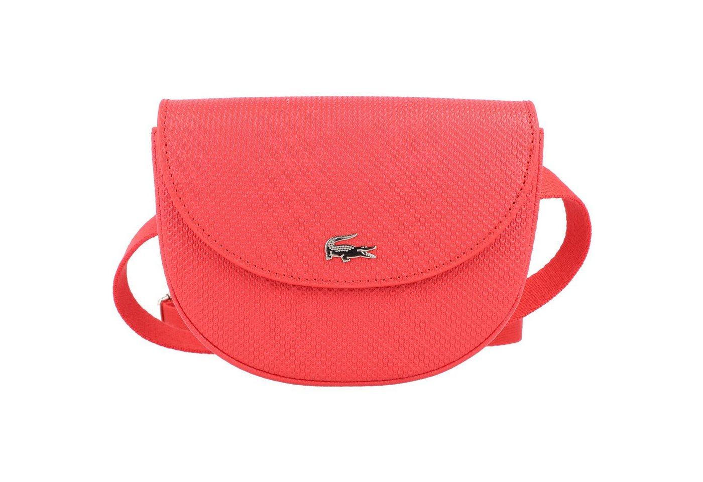 lacoste -  LG Woman Premium Gürteltasche Leder 16 cm