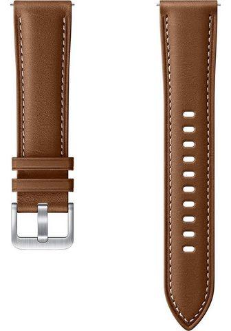 Samsung Uhrenarmband »Stitch Leather papuošala...