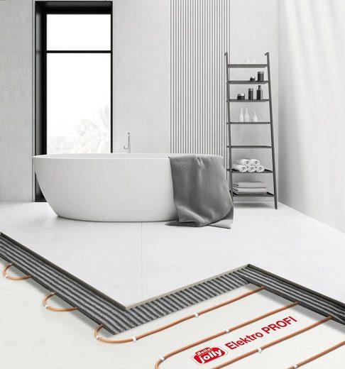 bella jolly Fußbodenheizung »Elektroheat Profi«, (Packung)