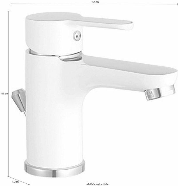 EYCKHAUS BATH & RELAXING Waschtischarmatur »Bianco« | Bad > Armaturen > Waschtischarmaturen | Eyckhaus bath & relaxing