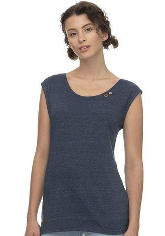 Ragwear Marškinėliai be rankovių »SOFIA« su Zi...