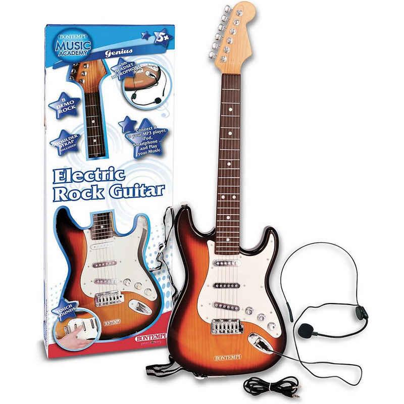 Bontempi Saiten »Elekronische Rockgitarre«