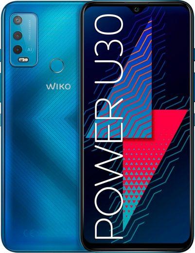 WIKO Power U30 Smartphone (17,32 cm/6,82 Zoll, 64 GB Speicherplatz, 13 MP Kamera, 6000mAh)