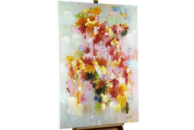 KUNSTLOFT Gemälde »Gefühlsexplosion«, handgemaltes Bild auf Leinwand