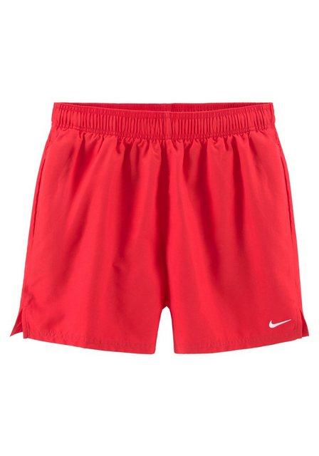 Nike Badeshorts, im schlichten Design