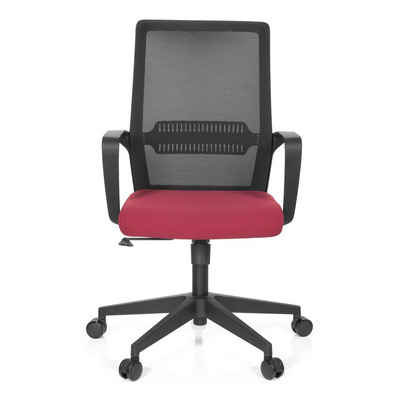 hjh OFFICE Drehstuhl »hjh OFFICE Home Office Bürostuhl PRESTON«