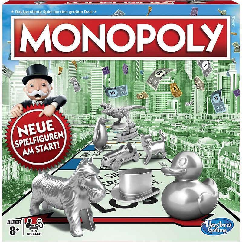 Hasbro Spiel, »Monopoly Classic Neuauflage«