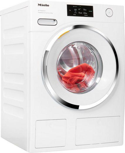 Miele Waschmaschine WSR863 WPS PWash&TDos&9kg, 9 kg, 1600 U/min
