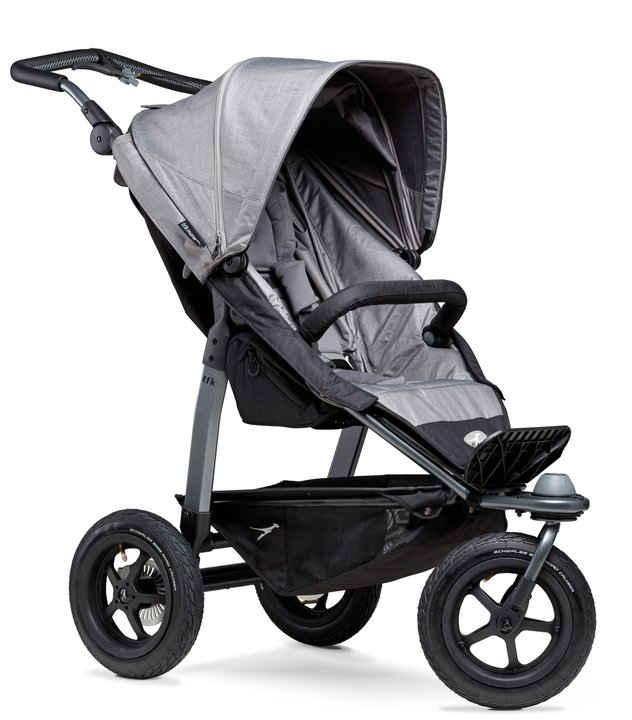tfk Dreirad-Kinderwagen »Sportbuggy mono«, Luftreifen; Kinderwagen, Jogger, Dreiradwagen, Jogger-Kinderwagen, Dreiradkinderwagen