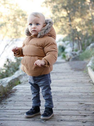 vertbaudet Winterjacke »Baby Winterjacke für Jungen«