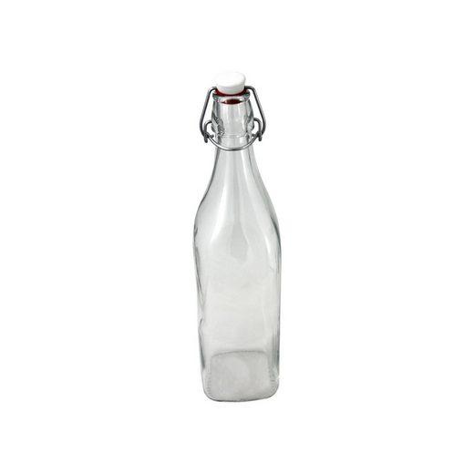 Neuetischkultur Vorratsglas »Glasflasche mit Bügelverschluss«