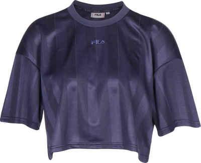Fila T-Shirt »Fia Cropped«