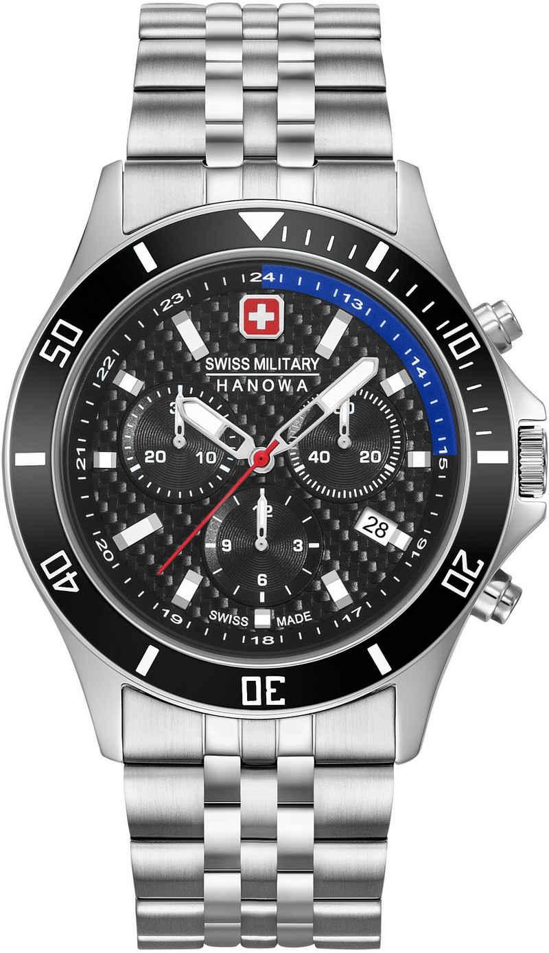Swiss Military Hanowa Chronograph »FLAGSHIP RACER CHRONO, 06-5337.04.007.03«