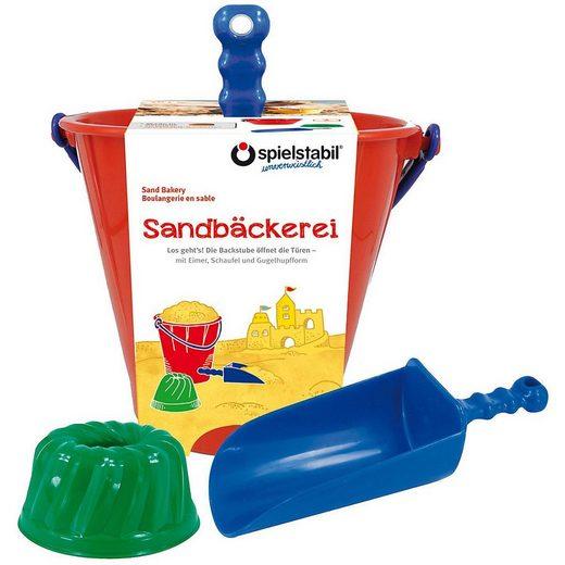 Spielstabil Sandform »Sandbäckerei Classic 3-tlg.«