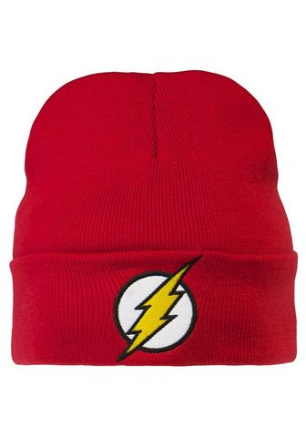 LOGOSHIRT Megzta kepurė su originalem The Flash-...