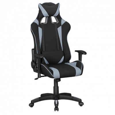 FINEBUY Gaming Chair »SuVa6261_1«, Bürostuhl GOAL Schreibtischstuhl Race Chefsessel verstellbar Gaming Chair Racer Drehstuhl Sport Racing Optik