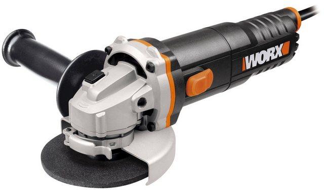 WORX Winkelschleifer »WK711«, 750 W   Baumarkt > Werkzeug > Fräsen und Schleifer   Worx