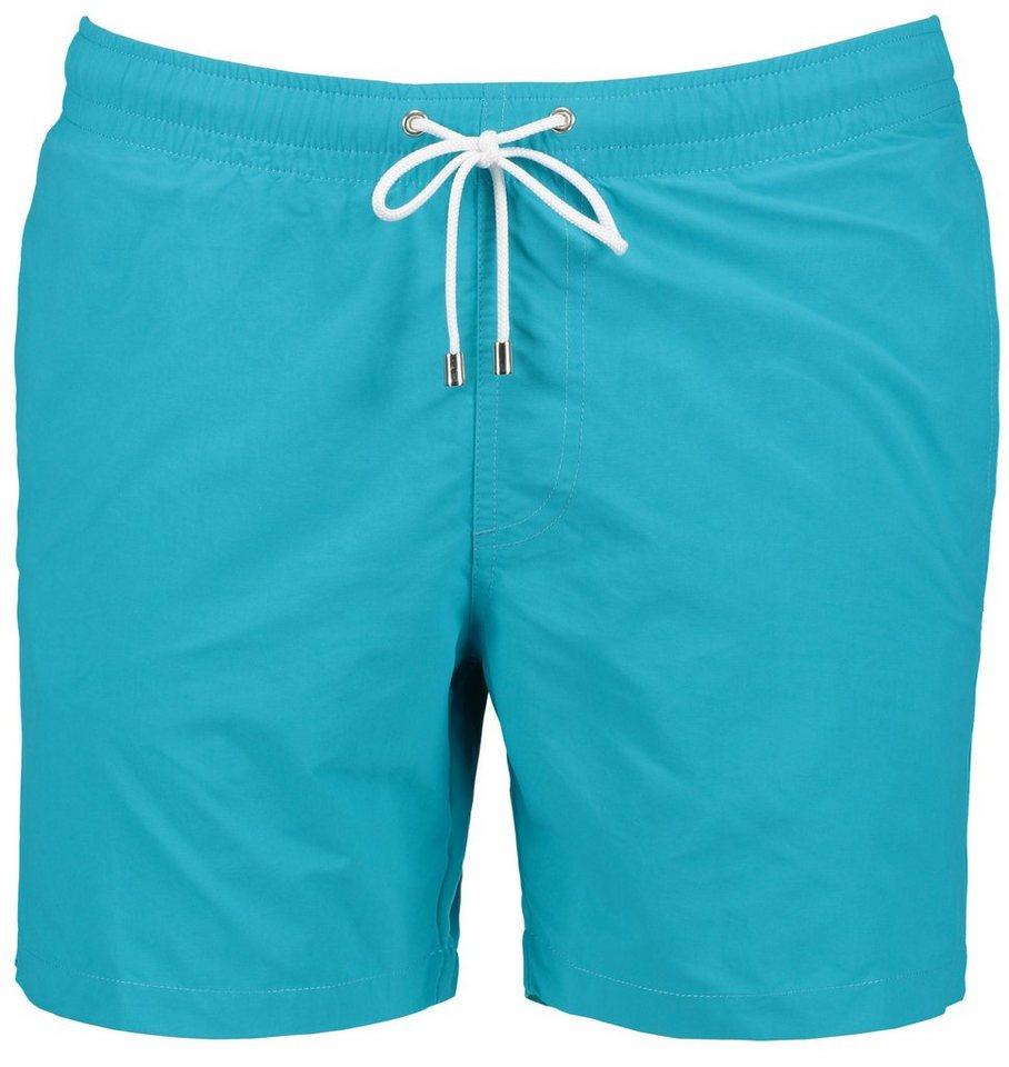 Bademode - East Club London Badeshorts mit Tunnelzug »Premium Swim« › blau  - Onlineshop OTTO