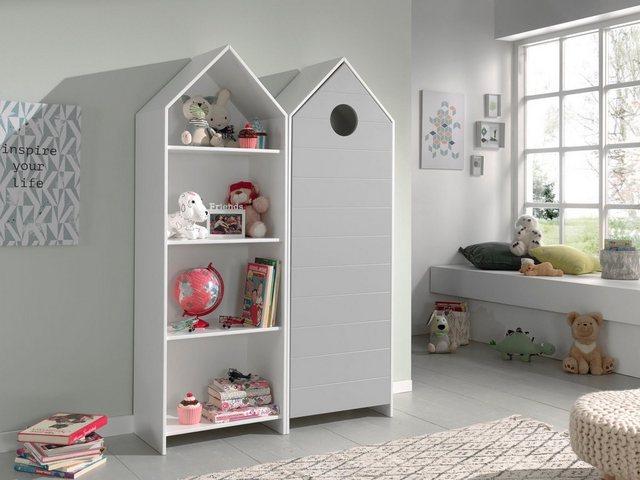 Komplettzimmer - Vipack Jugendzimmer Set »Casami«, (Set, 2 tlg)  - Onlineshop OTTO