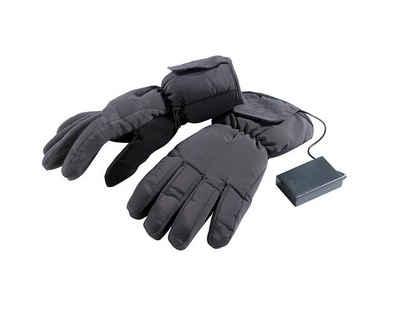 infactory Skihandschuhe »infactory Beheizbare Handschuhe elektrisch batteriebetrieben Verschiedene Größen Winter Wärme Thermo Batterien« Heizt bis zu 1,5 Stunden