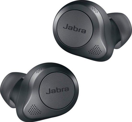 Jabra »ELITE 85t« In-Ear-Kopfhörer (Google Assistant, Siri, Bluetooth, Jabra Advanced ANC - Active Noise Cancellation)
