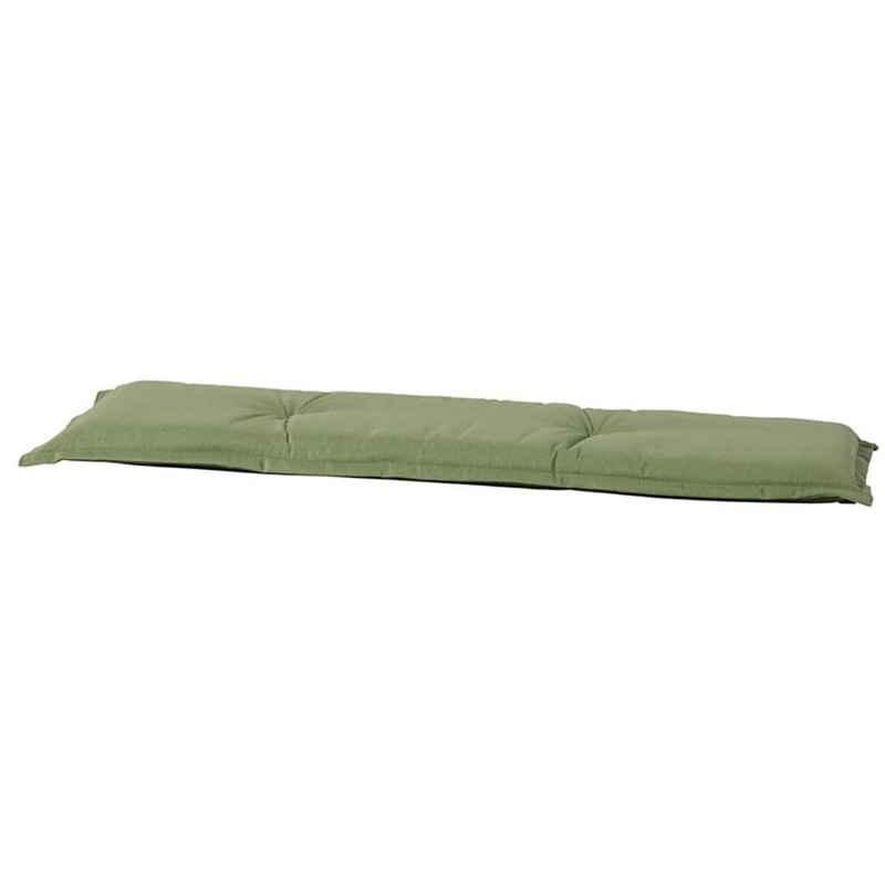 Madison Antirutschmatte »Madison Bankauflage Panama 120 x 48 cm Salbeigrün«