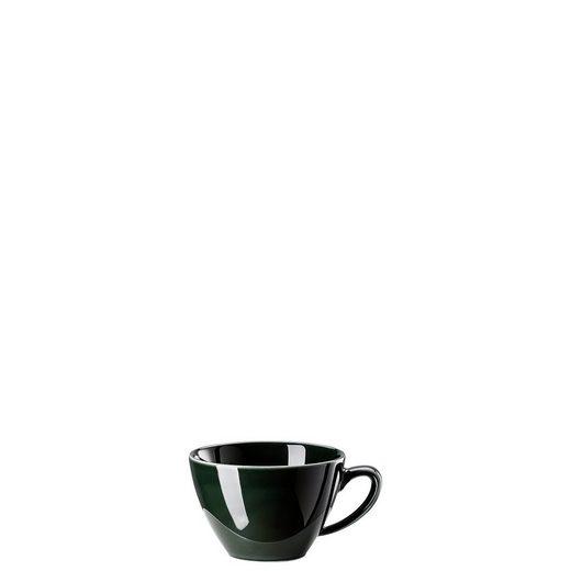 Rosenthal Tasse »Mesh Colours Forest Tee-Obertasse«, Porzellan