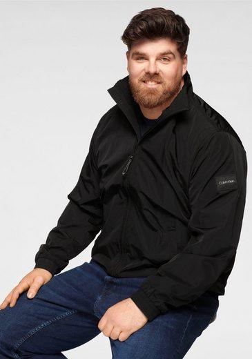 Calvin Klein Big&Tall Blouson »BT-CRINKLE NYLON EASY BLOUSON«