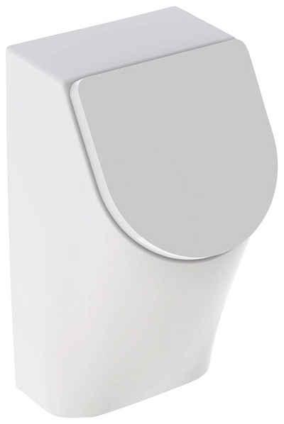 GEBERIT Urinal »Renova Plan«, Sanitärkeramik, mit Deckel