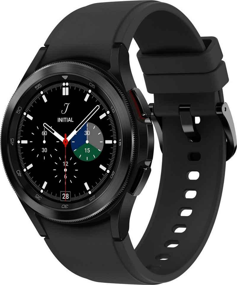 Samsung Galaxy Watch 4 classic-42mm BT Smartwatch (3,04 cm/1,2 Zoll, Wear OS by Google)