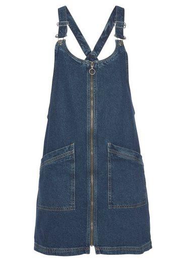 Mavi Jeanskleid »JOYCE« mit durchgehenden Reißverschluss