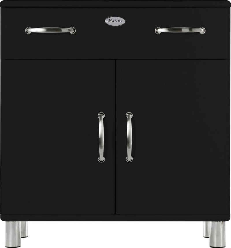 Tenzo Kommode »Malibu«, mit 2 Türen & 1 Schublade, Design von Rutger Anderson