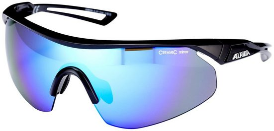 Alpina Sports Sportbrille »Nylos Shield Glasses«