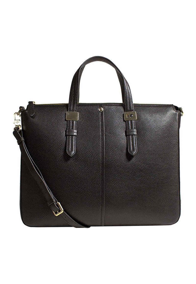 Braun Büffel Handtasche »ASTI Tote Bag L«, stilvolle Businesstasche mit Laptopfach