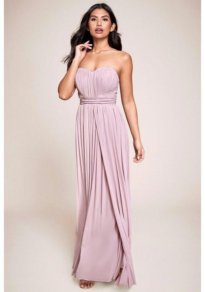 Festtagsmode - LIPSY Abendkleid mit verschiedenen Stylingvarianten ›  - Onlineshop OTTO