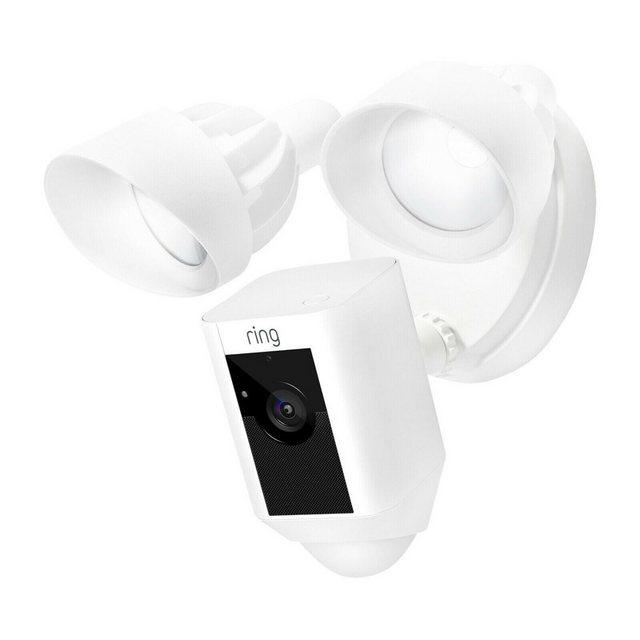 Ring »Floodlight Cam Sicherheitskamera m. Flutlicht« Überwachungskamera