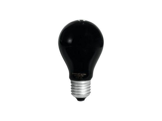 OMNILUX Discolicht »A19 - Glühlampe - UV-Lampe / Schwarzlicht - E27 - 75W«