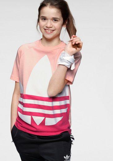 adidas Originals T-Shirt »BIG TREFOIL TEE«