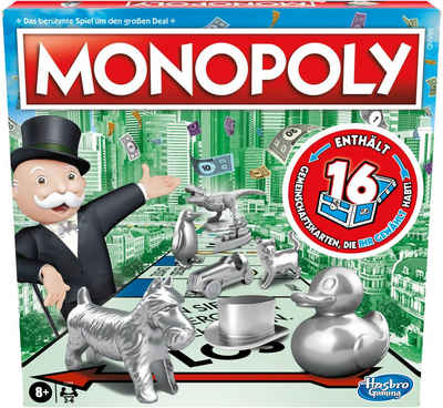 Hasbro Spiel, »Monopoly Classic«, Made in Europe