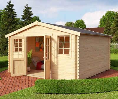 Outdoor Life Products Gartenhaus »Mosel 4«, BxT: 425x410 cm