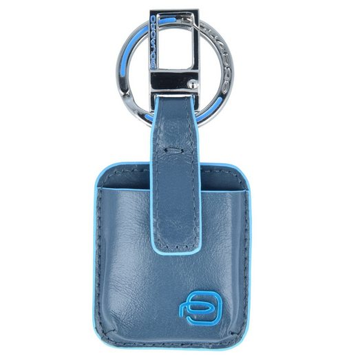 Piquadro Schlüsselanhänger »Blue Square«, Leder