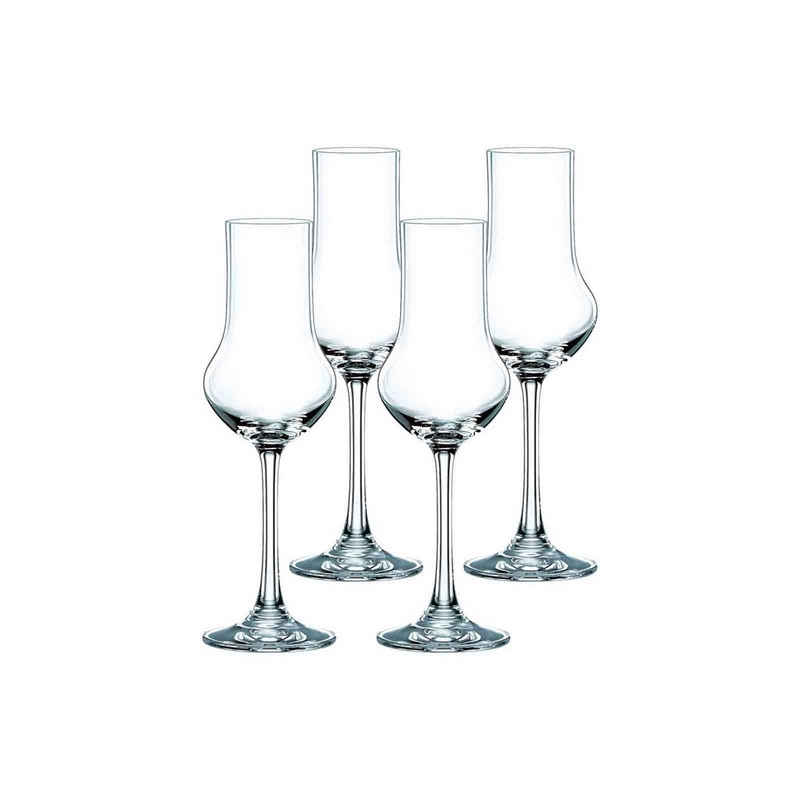 Nachtmann Likörglas »Vivendi Aperitifglas 4er Set«, Kristallglas