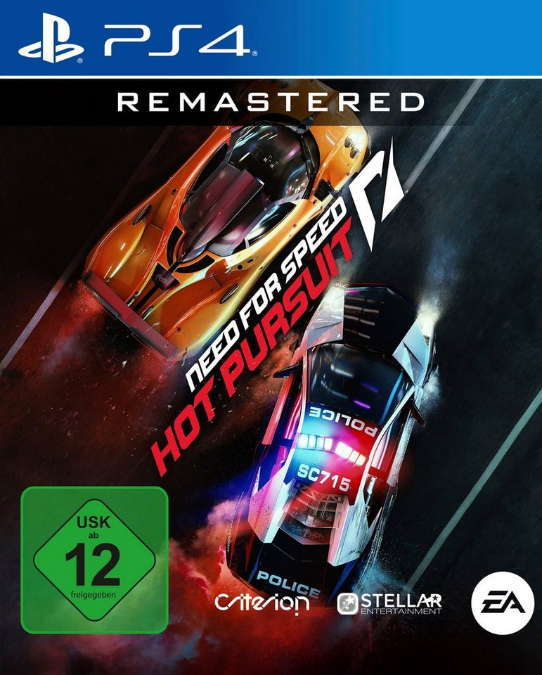 Need for Speed™ Hot Pursuit Remastered PlayStation 4