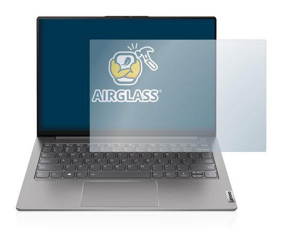 BROTECT Schutzfolie »Panzerglasfolie für Lenovo ThinkBook 13s Gen 2«, Schutzglas Glasfolie klar