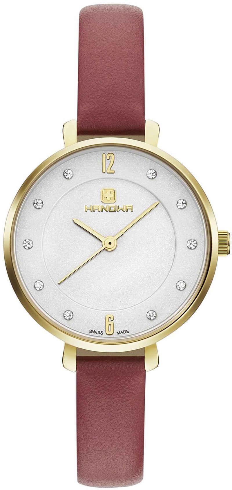 Hanowa Schweizer Uhr »LILLY, 16-6082.02.001«