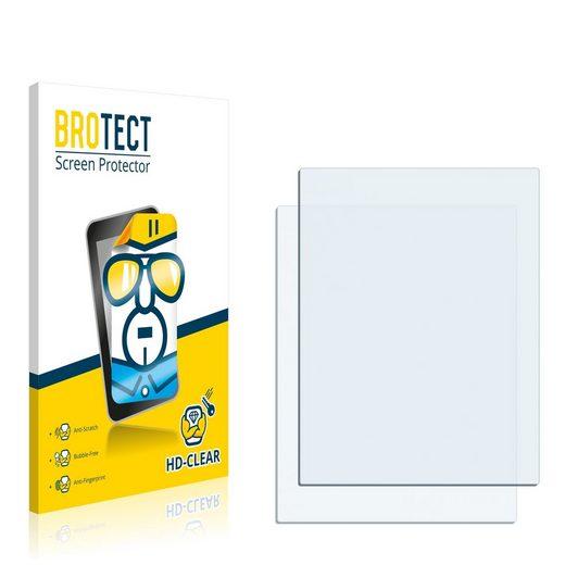 BROTECT Schutzfolie »für Sony Ericsson W595«, (2 Stück), Folie Schutzfolie klar